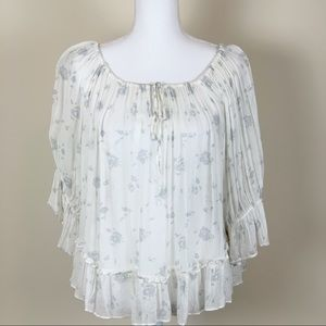 Denim & Supply Ralph Lauren Blouse New With Tags